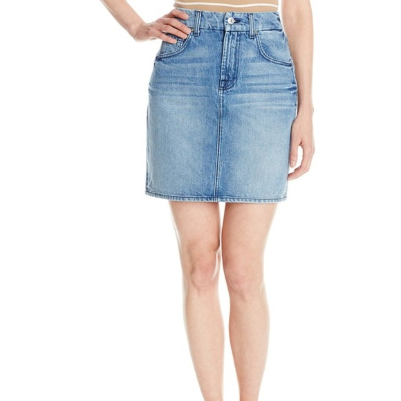 466fc2dc28 7 for all Mankind Skirts   Womens Midi Pencil Skirt   Poshmark